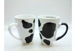 Porcelánové čajové hrnky