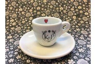 Italský kávový porcelán CLUB HOUSE