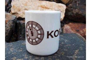 Porcelánové hrnky pro kavárny