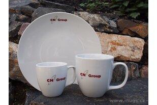 Porcelánové firemní nádobí