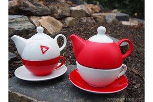 Porcelánové tea sety