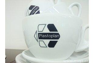 Porcelánové kávové šálky