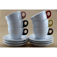 GIACINTO COLORE Latte - SET 6 ks 300 ml