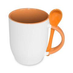 Sublimation Mug 330 ml orange