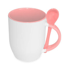 Sublimation Mug 330 ml pink