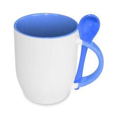 Sublimation Mug 330 ml light blue