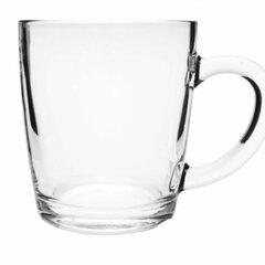 Reklamní skleněný hrnek ORNELA 350 ml