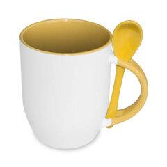Sublimation Mug 330 ml yellow