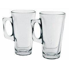Reklamný sklenený hrnček VELA M 250 ml