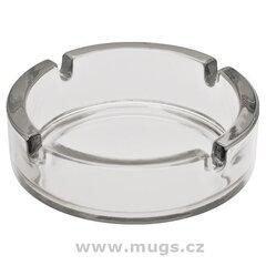 GLAS-ASCHENBECHER L 14 cm