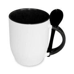 Sublimation Mug 330 ml black